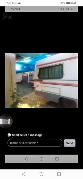 Motorhome for sale or swop
