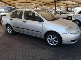 Toyota corolla great condition best buying