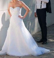 Suknia ślubna Sweetheart 6059 rozm. 38 OKAZYJNA CENA