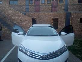 2014 automatic 1.6 Toyota Corolla in impeccable condition, good as new