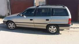 Opel astra for.get in and drive