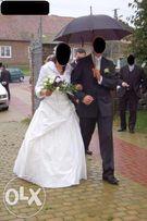 Suknia ślubna!!!Polecam