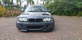 BMW M3 E46 4 Pipe Powerful Car 3.2L Straight 6 Collectable. .