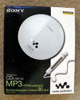 CD проигрыватель SONY D-NE730 в упаковке