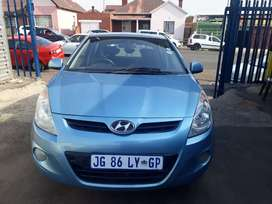 2011 Hyundai i20 (1.4) Manual with Electric windows