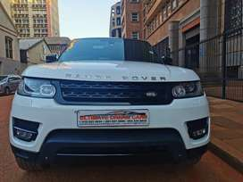 2015 Range Rover 4.4 V8 in an Excellent condition very nice and clean