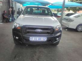 FORD RANGER 2.2 6SPEED SINGLE CAB MANUAL