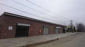 140m2 Warehouse/Shop To Rent, Frankfort