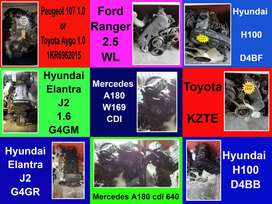 Original used Engines for most make and models for sale