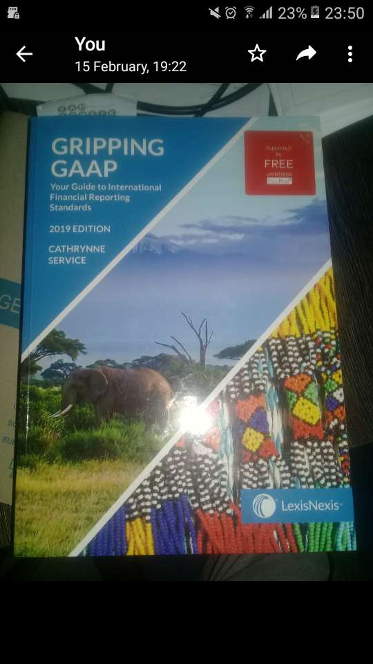 Accounting book (Ifrs) 0