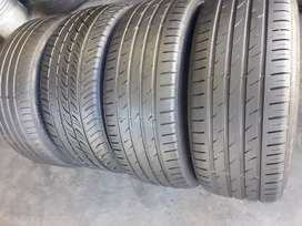 4×225/40/18 EUROVIS  sport04 tyres for sale it's available now