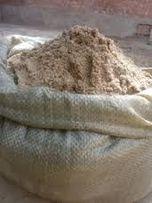 Песок горный мытый в мешках, доставка, занос
