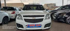 2013 Chevrolet utility 1.4 . With canopy