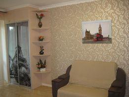 Посуточно евроремонт 1 комнатная квартира ул Космонавтов