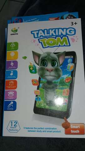 Talking tom touchpad