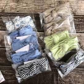Head Band and Bibs for Babies