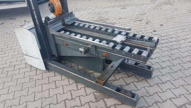 Paleciak wózek elektryczny HUBTEX 12r. wyciągarka Chojnów - image 4