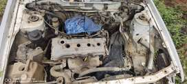 Nissan sentra bubble shape stripping for spares