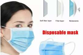 3 Ply Surgical protective masks