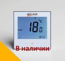 Терморегулятор Heat Plus iTeo4 White (В наличии) тёплый пол