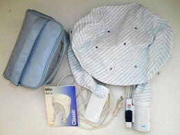 Фен шапка Braun в сумке сушилка для волос