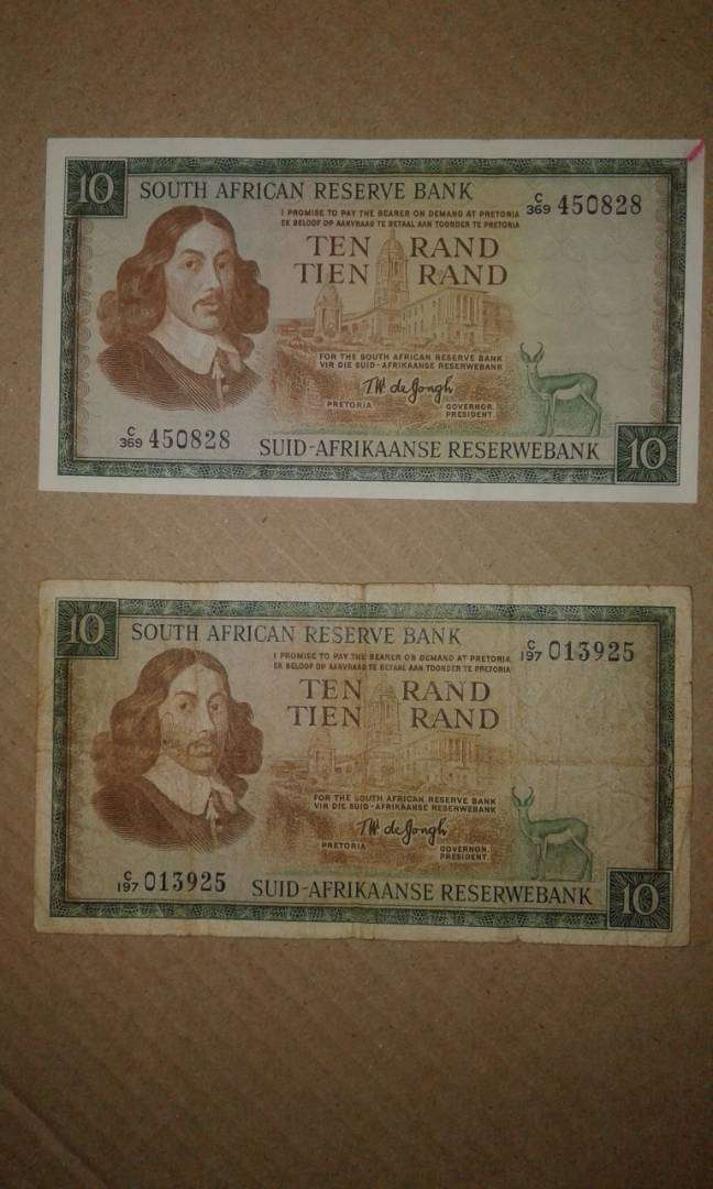 Old banknotes for sale 0