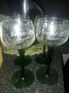 Grunberger Wine Glasses