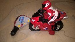 мотоцикл на радиоуправлении chicco ducati