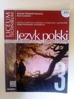 Podręcznik z j. polskiego 3 Operon