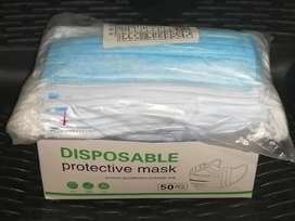 SURGICAL DISPOSAL 3PLY MASK