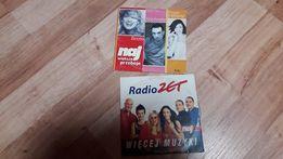 polskie składanki muzyczne , polscy wykonawcy płyty CD
