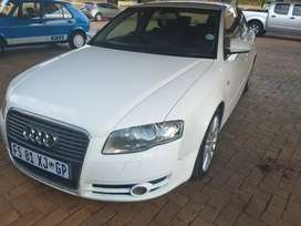 Clean Audi A4 2.0tdi for sale by owner