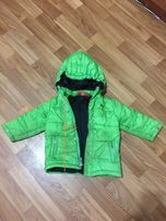 Куртка осенне-зимняя Puma 18 мес ОРИГИНАЛ