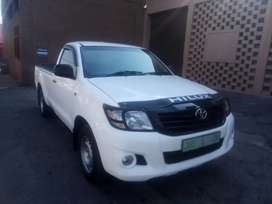 2014 Toyota Hilux 2.5 D4D for sale