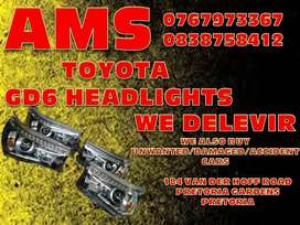 Toyota Headlights for sale