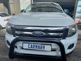 2014 FORD RANGER EXTRA CAB 2.2 6 SPEED WITH 96000KM