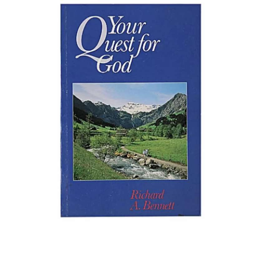 Your Quest For God 0