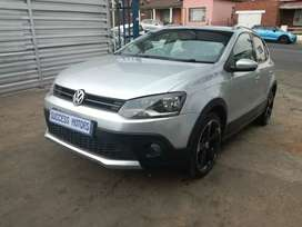 2012 Vw cross Polo 1.6 Tdi