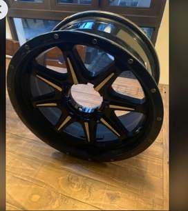 """16"""" Hilux/ Fortuner Rimms x4"""