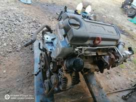 Audi A3 1.4 TFSI complete engine for sale