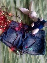 джинсовые шорты женские Oggi