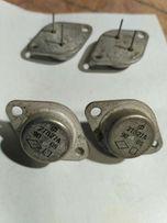 Транзисторы кт825б ,кт827а