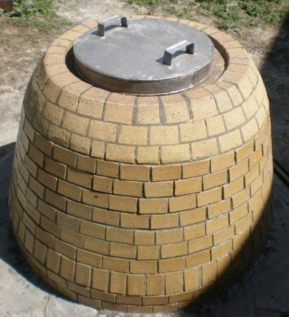 Печі, каміни, тандири, барбекю (печи, камины, барбекю, тандыр). Бровары - изображение 3