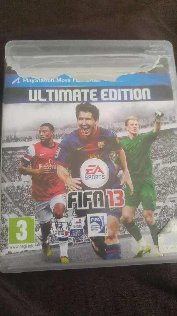 CLASSIC FIFA 13 FOR PS3 0