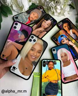 iPhone, Huawei and Samsung phone cases