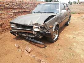Toyota Corolla 1.8 GLS 1986 price negotiable