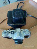 Продам фотоаппарат и фотовспышку