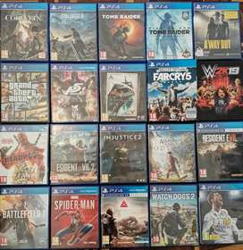 Games for sale ps3, ps4, Xbox 360,xbox one
