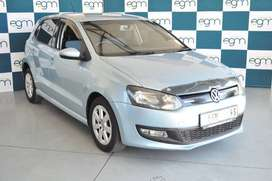 VOLKSWAGEN POLO 1.2 TDI BLUEMOTION 5DR