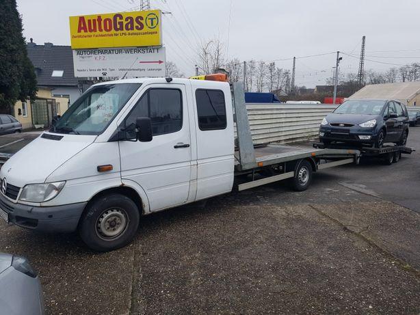 Transport busow Laweta pomoc drogowa 24h7 Gorzow Berlin Niemcy kraj Gorzów Wielkopolski - image 2